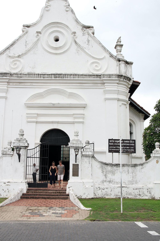 Galle kerk