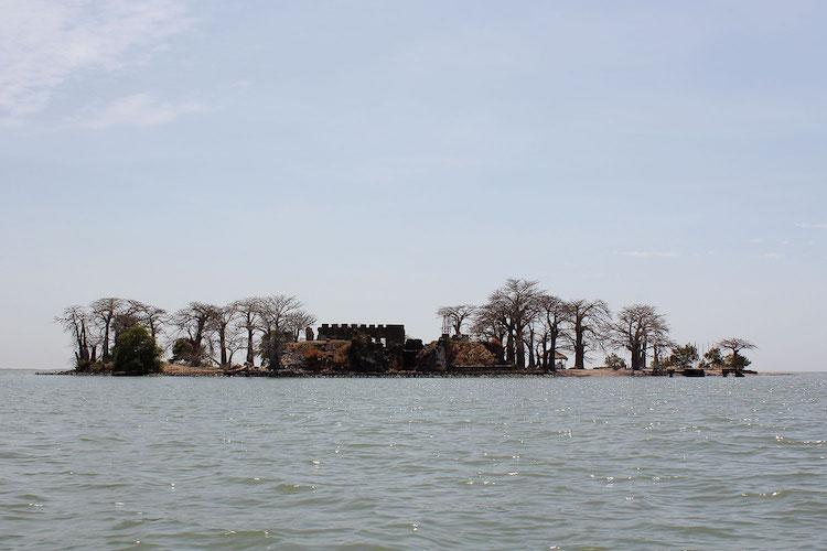 Gambia St. James Island