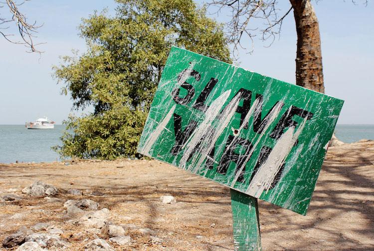 Gambia St. James Island 3
