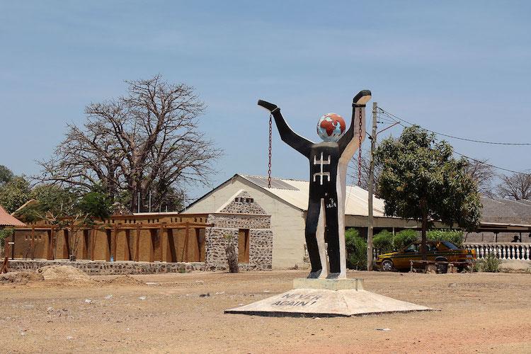 Gambia St. James Island 4