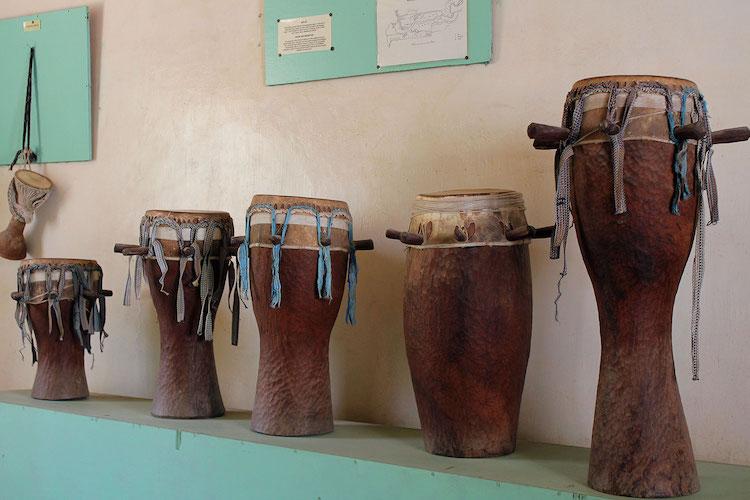 Gambia bezienswaardigheden Tanje-Village-Museum-6