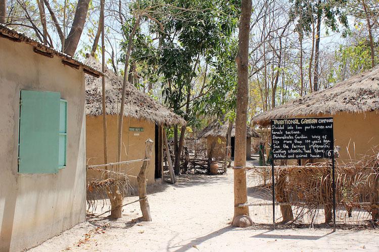 Gambia bezienswaardigheden Tanje-Village-Museum
