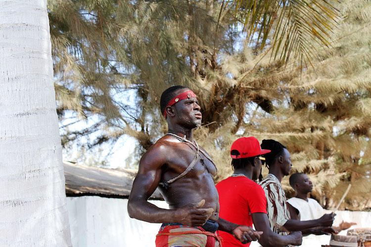 Gambiaans-worstelen