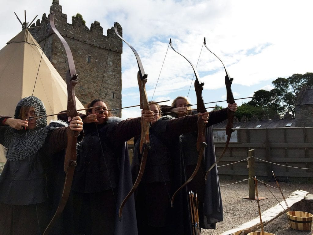 Game of Thrones Ierland Castle Ward