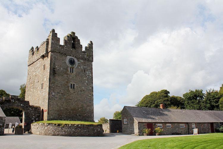 Games of Thrones ierland Castle ward