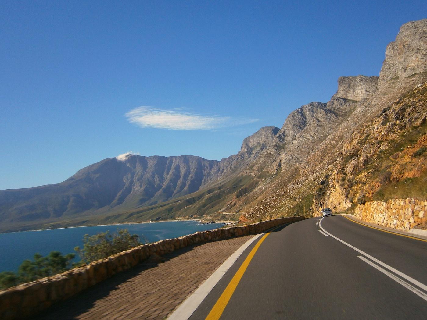 stops Garden Route Zuid-Afrika