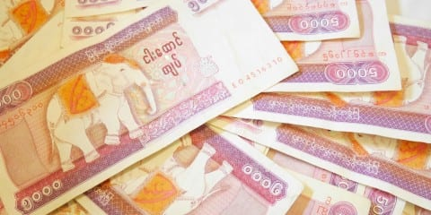 Geld Myanmar