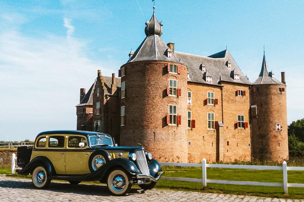 Gelderland Kasteel Ammersoyen B&B