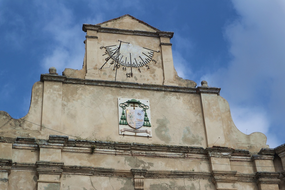Gerace in Calabrie
