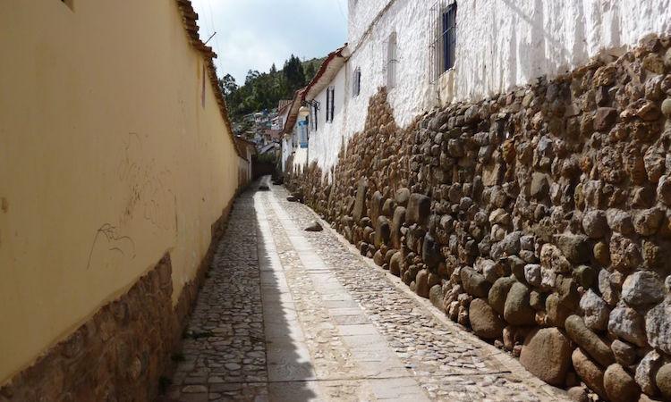 Geschiedenis Cusco