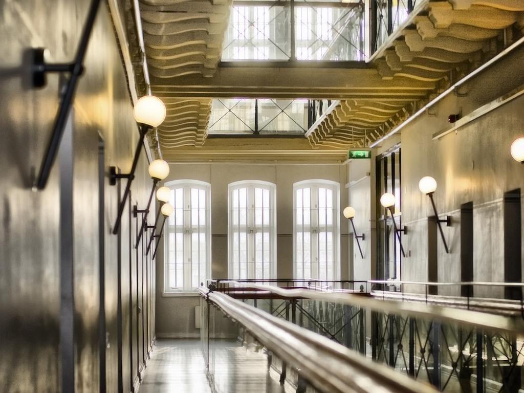 Gevangenis Hotel Stockholm