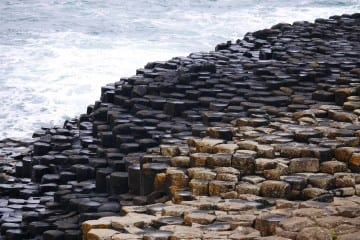 Giant's Causeway Ierland