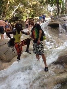 Gids watervallen jamaica Waterfalls Dunns River
