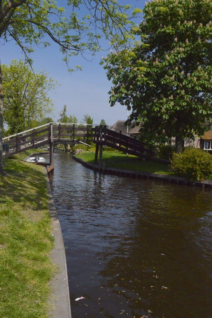 Giethoorn brug mooiste plekken in nederland