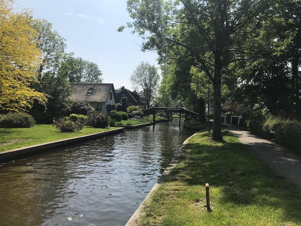 Giethoorn mooie plekken in nederland