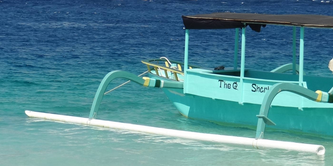 Gili eilanden Indonesie