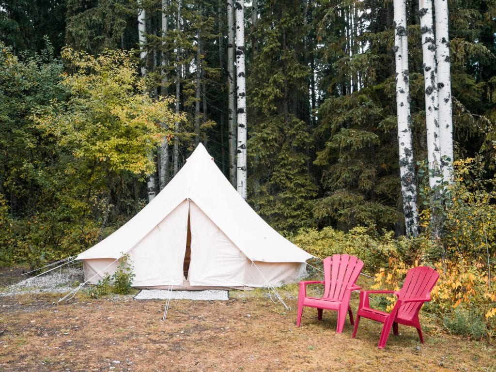 Glamping Canada