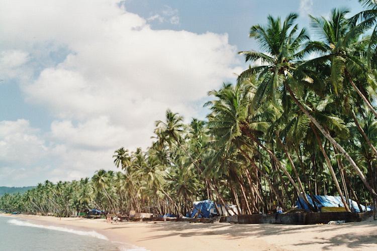 Goa strand bucketlist