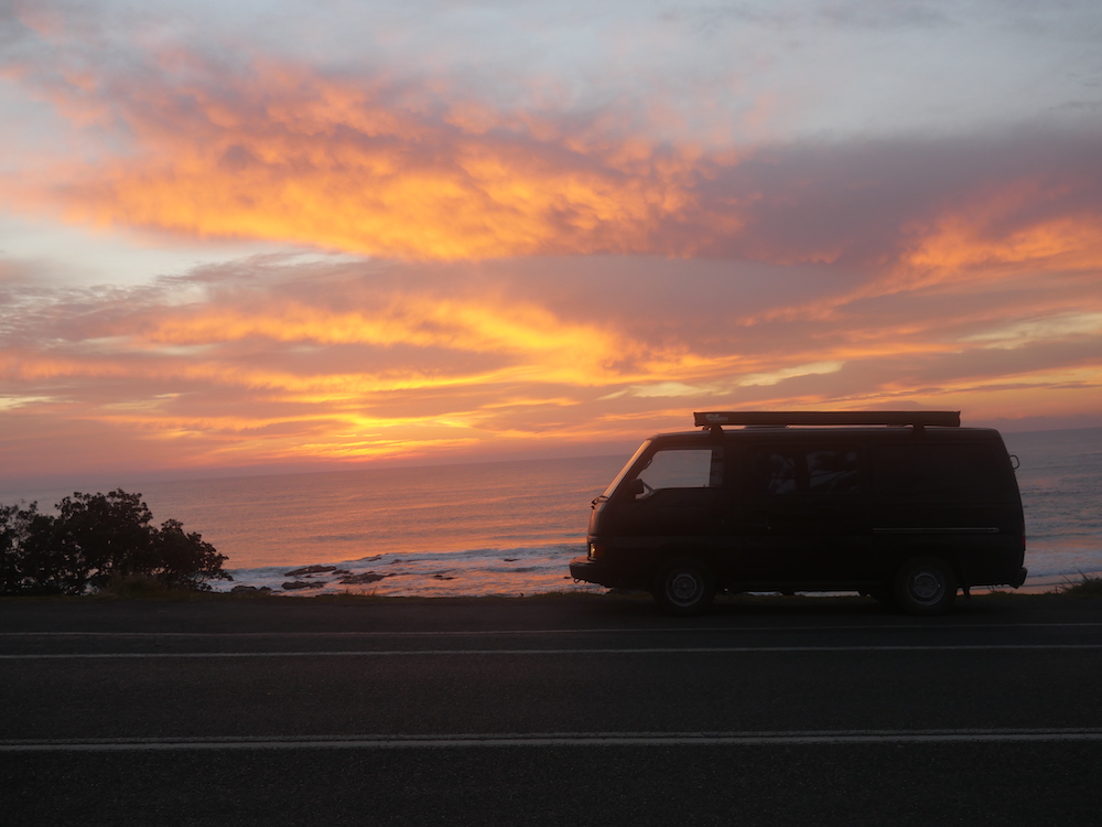 Gold Coast Australië camper