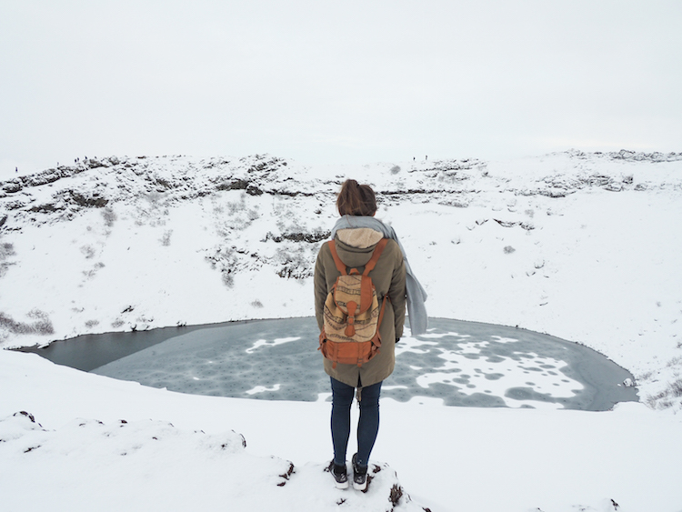 Golden-Circle-Ijsland-Kerid-Kratermeer