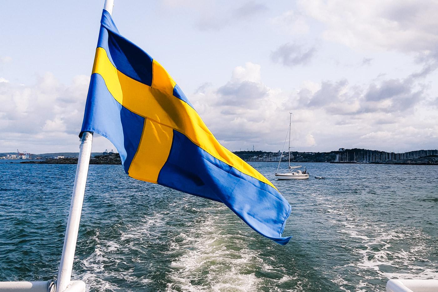 Gotenburg eilanden Zweden!