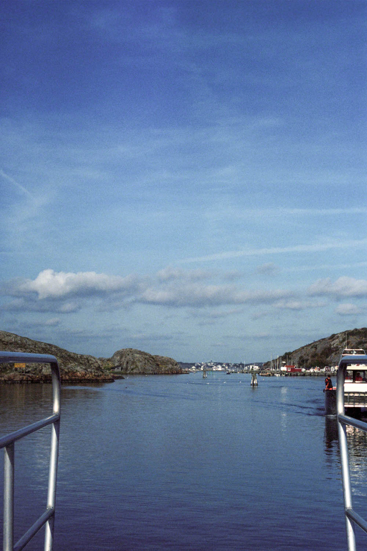 Gotenburg en de eilanden van Zweden Brännö