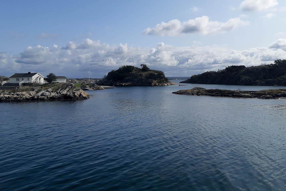 Gotenburg en de eilanden van Zweden, Styrsö