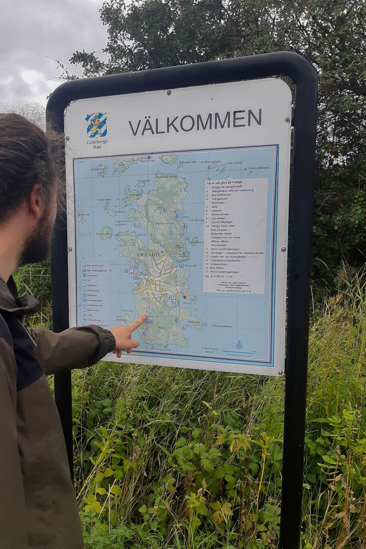 Gotenburg en de eilanden van Zweden, Vrångö