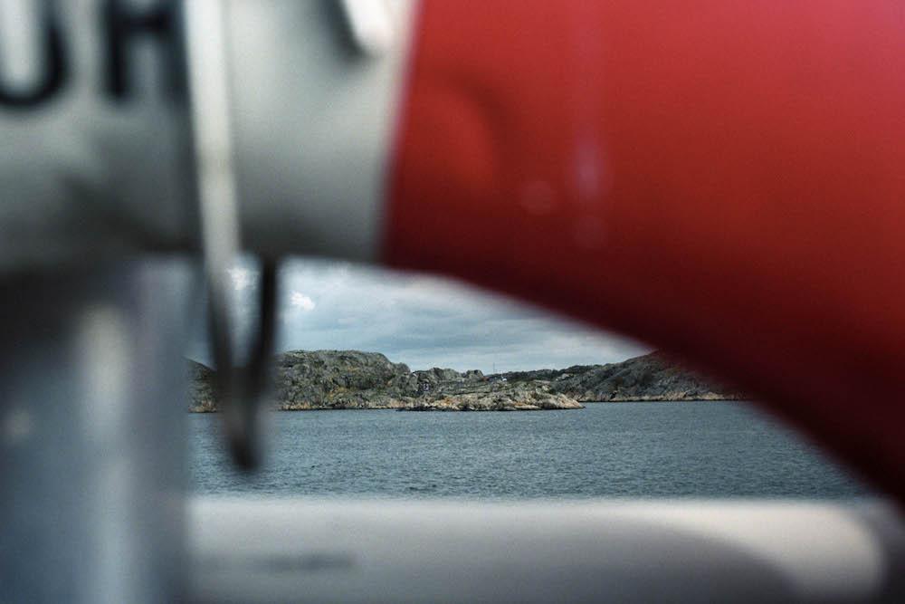 Gotenburg en de eilanden van Zweden doorkijkje
