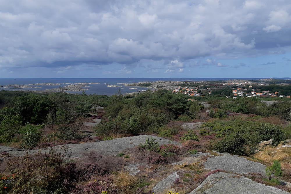 Gotenburg en de eilanden van Zweden, uitzicht
