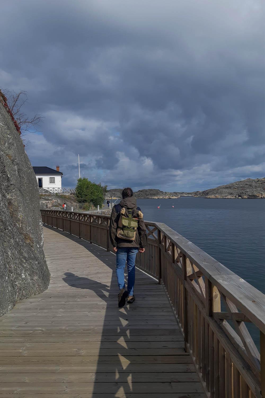 Gotenburg en de eilanden van Zweden, wandelen