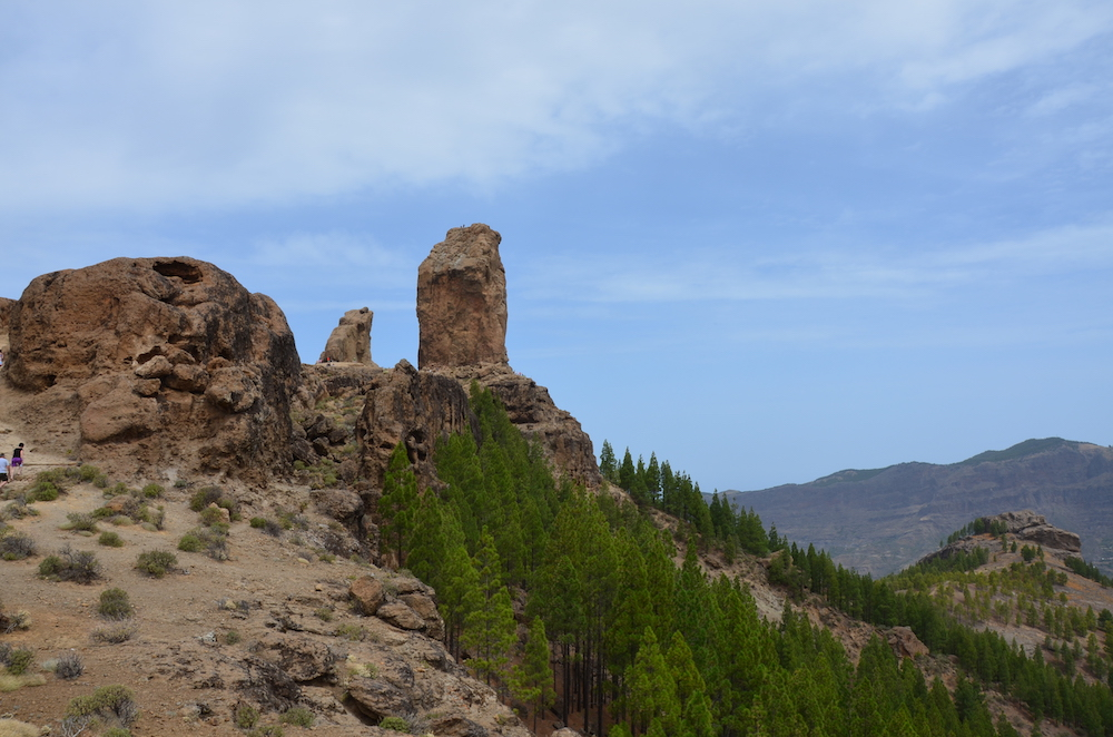 Gran Canaria bezienswaardigheden, Roque Nublo