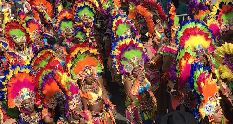 Gran Marcha Carnaval Curacao