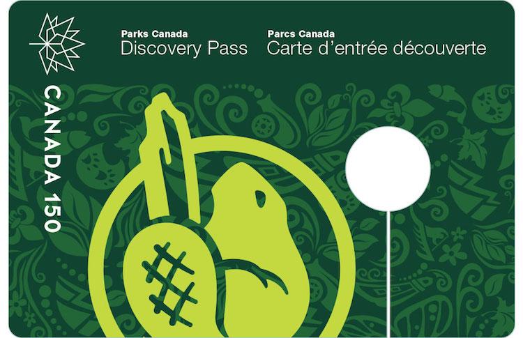 Gratis Discovery Pass Canada