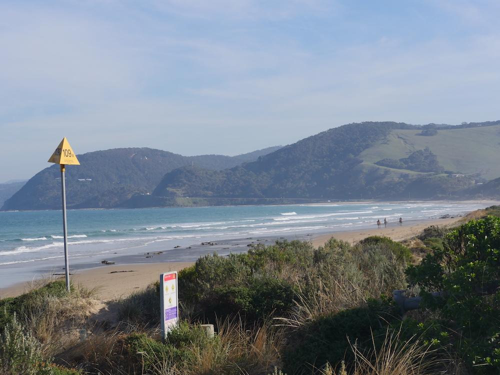 Great Ocean Road in australie