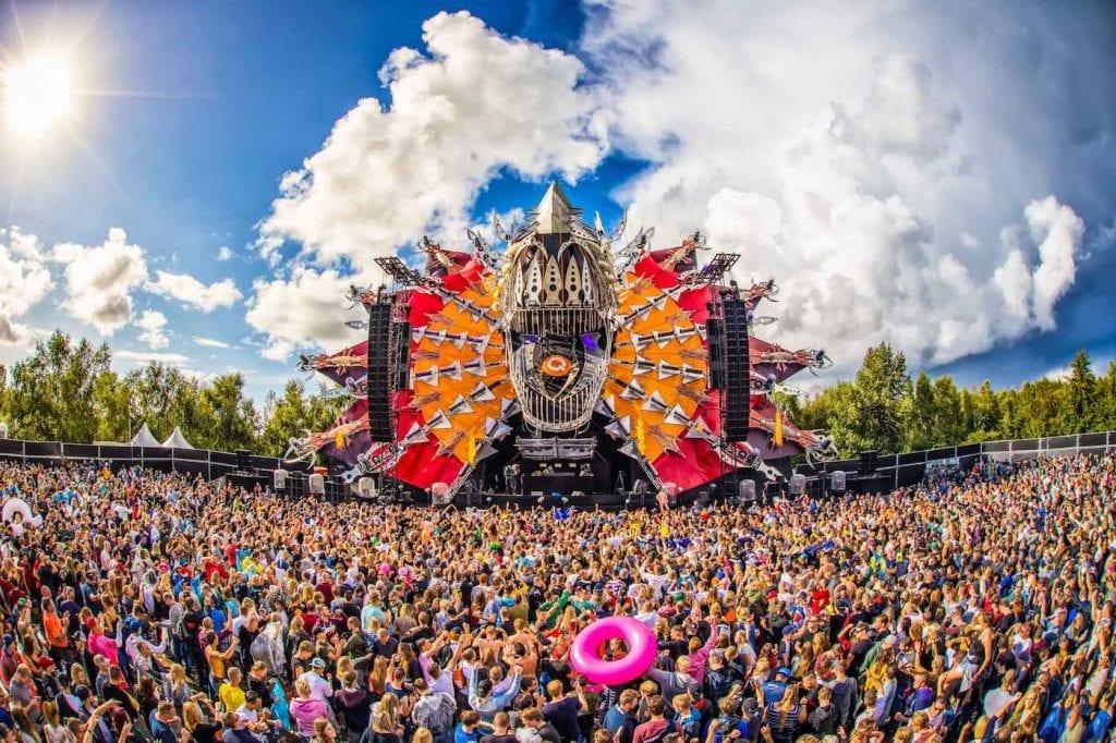 Grootste festivals nederland