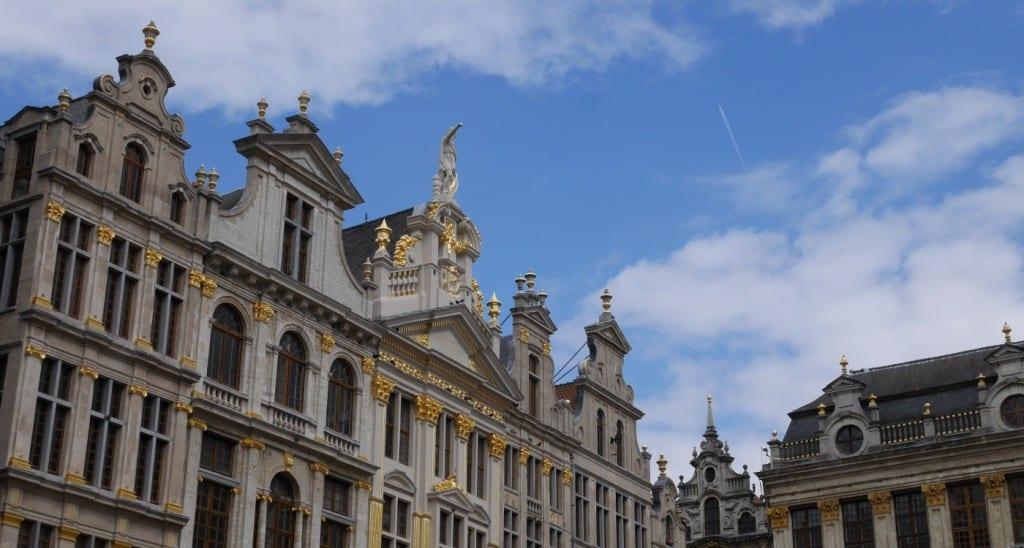 Conseils de Bruxelles ville romantique