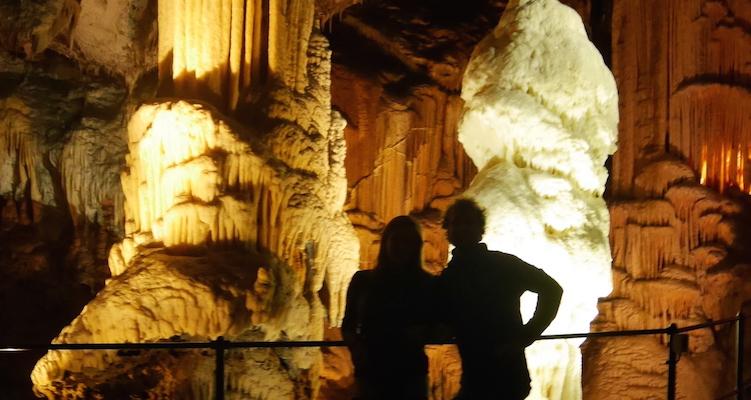 Grotten van Posotjna highlight slovenie
