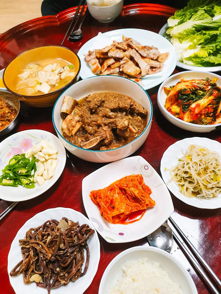 Gwangjang Market Bezienswaardigheden seoul korea