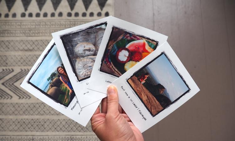 Hp Social Media snapshots printen reisdagboek maken
