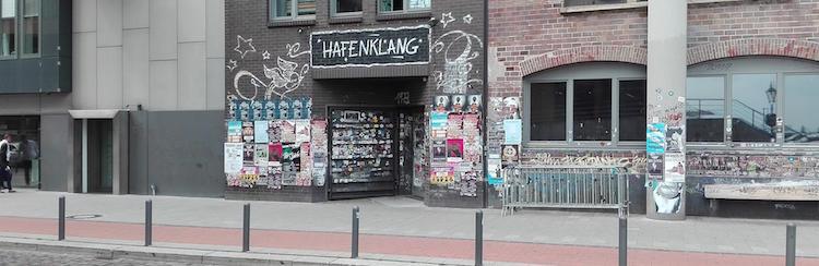 Hafenklang uitgaan hamburg clubs