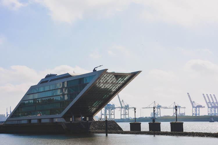 Hamburg architectuur