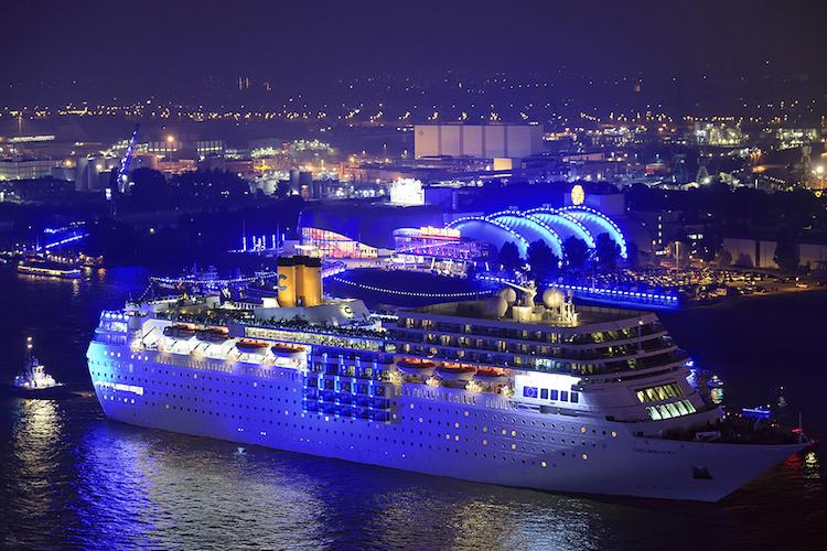 Hamburg Cruise Days haven