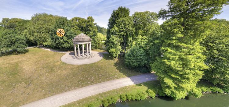 Hannover virtuele tour leibniz