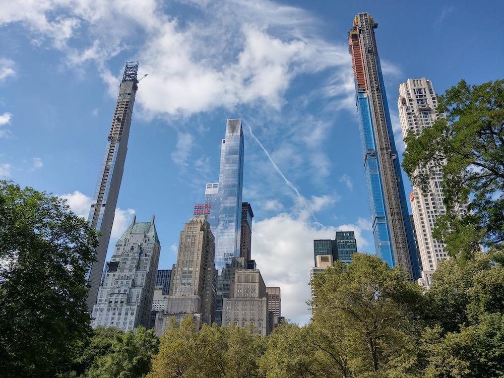 Hardlopen Central Park New York