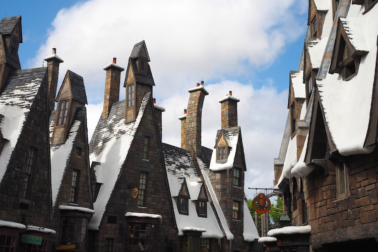 Harry Potter World in Universal