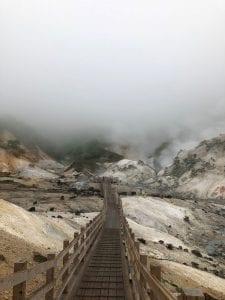 hell valley hokkaido