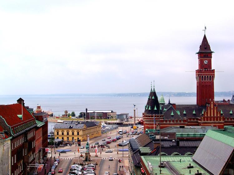 Helsingborg_Uitzicht_scandinavie
