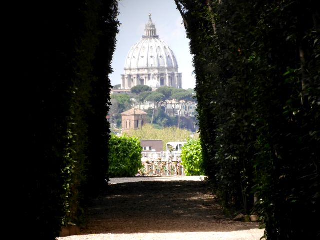 Het Sleutelgat Rome