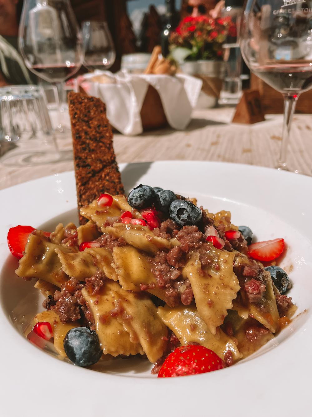Het lekkerste eten in Breuil-Cervinia